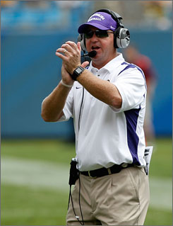 East Carolina coach Skip Holtz came to Greenville, N.C., in 2004 having last been a head coach at Connecticut in 1998 before moving to South Carolina to be an assistant from 1999 until coming to the Pirates.