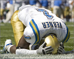 UCLA, 59-0 losers to BYU, is just one of many Pac-10 teams off to a shaky start.