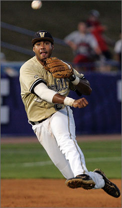 Pedro Alvarez was touted as the best hitter in the 2008 draft after a stellar college career at Vanderbilt in which he hit .349 with 49 homers in 170 games.