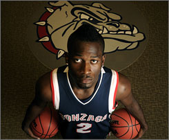 Jeremy Pargo and this year's Gonzaga squad could be the best bunch of Bulldogs that Mark Few has had in Spokane.