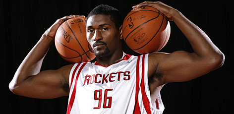 "Ron Artest reunites with coach Rick Adelman with the Houston Rockets this season, where he could end up coming off the bench as a sixth man. ""I don't care about starting or statistics,"" Artest says. ""The only thing that's important is winning."""