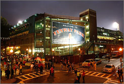 The Red Sox have capitalized on the allure of Fenway Park, the oldest ballpark in the majors, and made renovations that have included increasing its capactity to nearly 40,000.