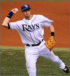 Evan Longoria was in the minors when the 2008 season started and he missed a month with a broken wrist, but he still posted 27 homers and 85 RBI to lead the Tampa Bay Rays to the American League pennant.