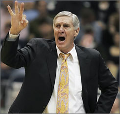 Jerry Sloan, hired in 1988, won his 1,000th game with the Jazz earlier this month.