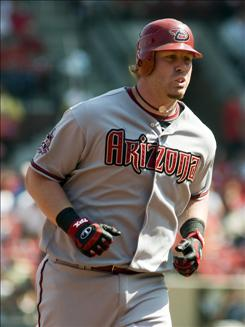 "The Arizona Diamondbacks didn't try to keep left fielder Adam Dunn because their general manager Josh Byrnes said, ""We just couldn't handle his salary."""
