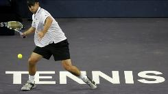 Participation in tennis is on the upswing in the USA. Some of it can be attributed to stars such as Andy Roddick.