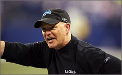Rod Marinelli's Lions are just the third team to start a season with 14 consecutive losses.