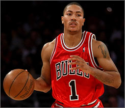 Derrick Rose is making the most of his team-high 38.7 minutes per game, leading NBA rookies in several categories and giving the young Bulls promise for the future.