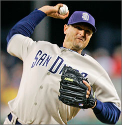 After adding 30 more saves to his total last season, Trevor Hoffman extended his hold on baseball's all-time career record. He now has 554.