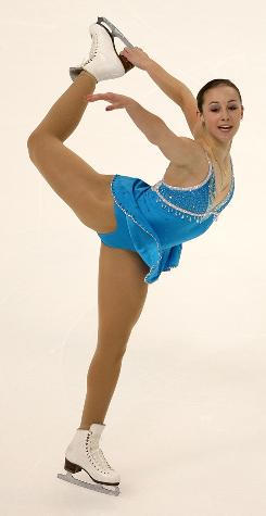 2006 world champion Kimmie Meissner hasn't given up on her figure skating career yet, but it hasn't been the same since a growth spurt.
