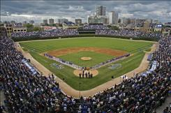 The billionaire Ricketts family has been selected by Tribune Co., as the winning bidder for the Chicago Cubs. The bid is worth about $900 million, said Dennis Culloton, a spokesman for Tom Ricketts. The sale would include Wrigley Field and a 25% interest in a regional sports network.