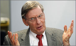 Bud Selig says nothing is imminent but he won't rule out action against Alex Rodriguez.