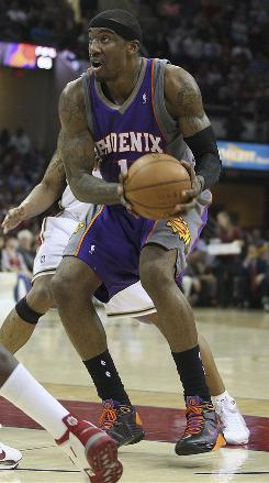 Phoenix Suns forward     Amare Stoudemire has been the subject of intense trade speculation as the NBA's trade deadline approaches.