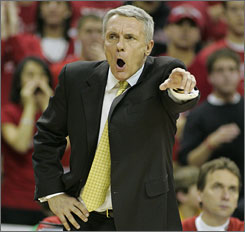 Gary Williams has had a rough go of it this season at Maryland until athletics director Debbie Yow said he wasn't going anywhere. But is it fair to Williams  who has two trips to the Final Four and a national championship this decade  to even have to face these questions in the middle of the season?