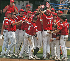 Louisville hopes to return to the College World Series after a trip to Omaha in 2007.