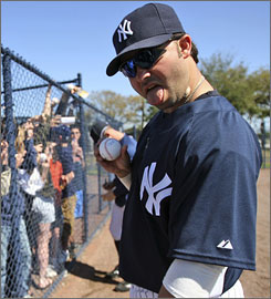 Nick Swisher has quite a Twitter following.