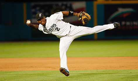 Florida's Hanley Ramirez is one of three shortstops in Sports Weekly's top 10 fantasy players for the 2009 season. The others are Jose Reyes of the Mets at No. 4 and Jimmy Rollins of the Phillies at No. 10.