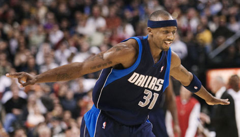 Mavericks guard Jason Terry, in his 10th year, is averaging 19.7 points and 3.7 assists a game this season.