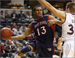 Patrick Mills' return to the lineup should have Saint Mary's in line to join the field of 65.