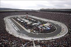 Last year's Food City 500 was the 52nd consecutive sold-out race at Bristol Motor Speedway, and the fall event was the 53rd. Track president Jeff Byrd hopes to announce the 54th this week.
