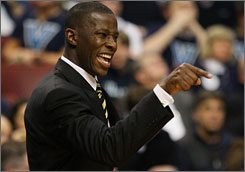 Anthony Grant led VCU to the NCAA tournament twice in the last three seasons.