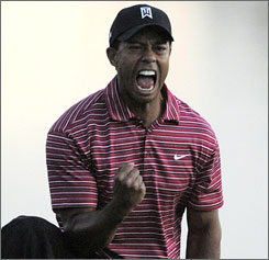 In only his third PGA event since returning from surgery, Tiger Woods was able to make a comeback and win the Arnold Palmer Invitational in Orlando.