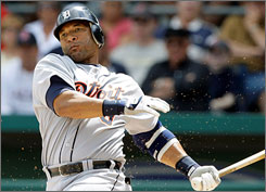 Gary Sheffield, 40, who had a .178 batting average in 18 spring training games this year, was released by the Tigers. He is one home run from 500 career.