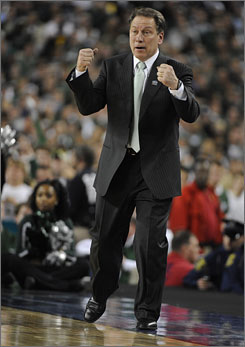 Michigan State coach Tom Izzo hopes his Spartans are primed to make a few more Final Four runs in the next couple years despite losing key seniors Goran Suton, Travis Walton and Marquise Gray after this season.