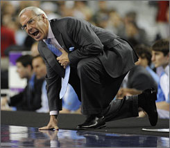 North Carolina's victory Monday night made Roy Williams the fourth active coach with multiple titles.