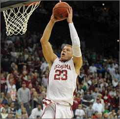Blake Griffin took Oklahoma to the NCAA tournamanent in both his seasons with the Sooners.