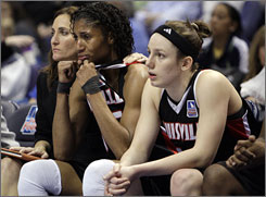 Depsite Louisville's loss to Connecticut in Tuesday night's national championship game, the Cardinals did leave their mark on the 2008-09 season.