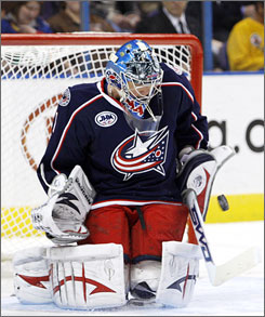 Steve Mason's emergence as a star goalie has put the Columbus Blue Jackets into the playoffs and on the right track for the long-term.