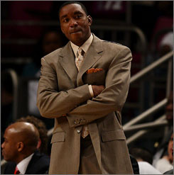 Isiah Thomas takes over at Florida Interational after NBA coaching stints with the Pacers and Knicks.