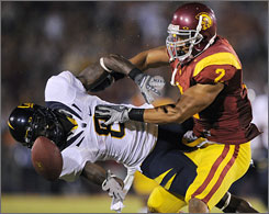 Southern California free safety Taylor Mays is expected to be a difference-maker on the defensive side of the ball in the NFL next season.