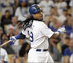 The loss of Dodgers outfielder Manny Ramirez will probably have a significant impact on your fantasy team, but it doesn't have to be a season-ender.