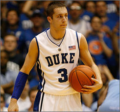 Greg Paulus will try his hand at football after playing four seasons of basketball for Duke.