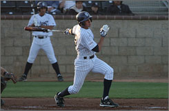Eric Deragisch is California-Irvine's second-leading hitter and is entering the regionals with a .362 average.