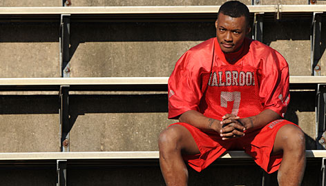Jamar Peete took up lacrosse as a freshman in high school. He scored just one goal in his first year but learned rapidly, tallying 63 goals as a junior.