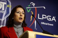 Commissioner Carolyn Bivens and the LPGA have secured a host site, The Houstonian Golf and Country Club, for the season-ending LPGA Tour Championship in Houston.