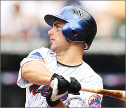 All-Star third baseman David Wright was picked with a supplemental first-round pick (38th overall) by the New York Mets.