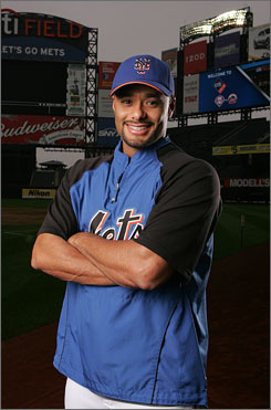 In his last six starts, Johan Santana's ERA has swelled from 0.78 to 3.29. Yet the two-time Cy Young Award winner smiles and says bullpen work will solve his problems locating his pitches.