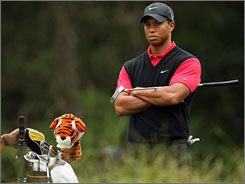 Tiger Woods finished in sixth place at U.S. Open, but could have been higher on the leaderboard if he putted better.