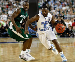 Former North Carolina guard Ty Lawson may not be a top pick in the NBA draft on Thursday, but he has the potential to be a long-time NBA contributor.