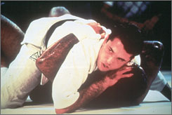 Brazilian Royce Gracie was one of the UFC's early stars and is in the sport's Hall of Fame.