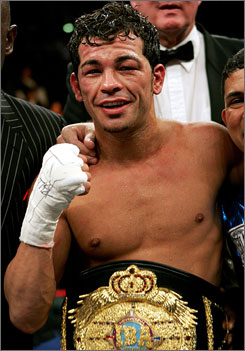 Arturo Gatti, one of the most exciting boxers of his generation, retired in 2007 with a career record of 40-9 with 31 knockouts. Gatti was found dead in a hotel room in Brazil on Saturday. He was 37.