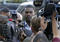 Michael Vick will leave federal custody on Monday, 20 months after starting a sentence that stemmed from a federal dogfighting conviction. He is still under indefinite suspension by the NFL.