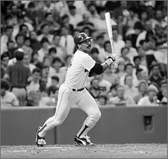 Jim Rice, the strong silent type during his playing days, of late has been outspoken about some player's suitability for the Hall of Fame.