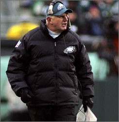 Longtime Eagles defensive coordinator Jim Johnson passed away on Tuesday after a long battle with a cancerous tumor on his spine.
