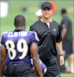 Ravens coach John Harbaugh doesn't want his team remembered merely for its defense.