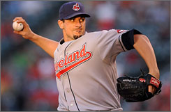 Carl Pavano went 9-8 with a 5.37 ERA in 21 starts for the Indians this season.